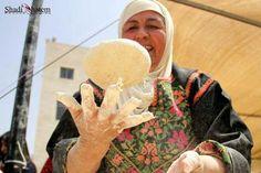 Palestinian Bread