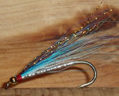 Fly Fishing, Fly Tying & Spey Casting Forum - Bead Headed Coho Blue