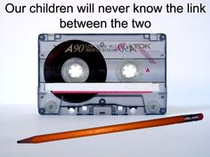 After you use a pencil to wind up the unraveled tape, of course. | The Typical Day Of A Kid In The Early '90s
