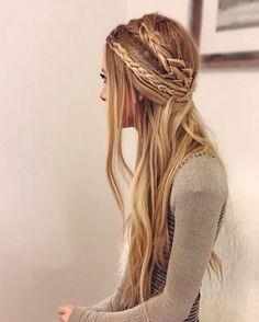 all the braids!