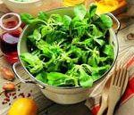 Recept Simpele groene kruidensalade – Salades & zo