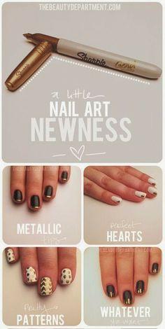 A Little Nail Art Newness