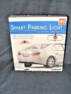 As Seen on TV! NEO Products USA Smart Parking Light Parking System NEW Sealed #NEO