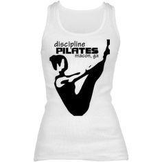 Discipline Pilates Logo-T | Customized Girl.
