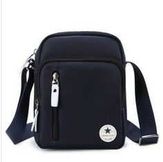 2017 fashionable men casual bag small messenger cross-body bag nylon