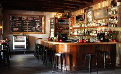 The Blackheart « Rainey Street Whiskey Bar - Austin Texas - Top Whiskey Bars in America