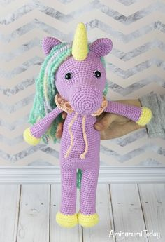 Free Crochet Unicorn Pattern Shy Unicorn Amigurumi Pattern Amigurumi Today Free Crochet Unicorn Pattern Cute Crochet Unicorn Amigurumi Free Patterns Diy 4 Ever. Free Crochet Unicorn Pattern Twinkle Toes The Unicorn Crochet Pa. Easy Crochet Projects, Easy Crochet Patterns, Crochet Patterns Amigurumi, Crochet Toys, Knitting Patterns, Crochet Animals, Crochet Ideas, Crochet Gratis, Cute Crochet