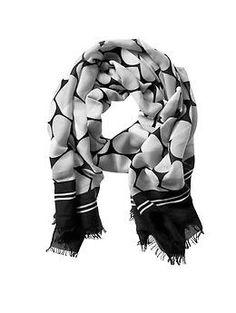 kiki scarf / banana republic