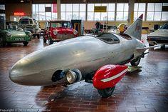 Jupiter Auto | The Jupiter - Von Dutch Rocket Car (1961)