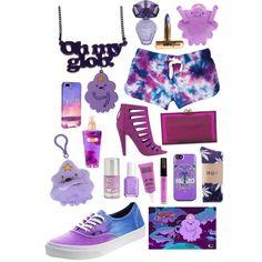 Designer Clothes, Shoes & Bags for Women Purple Color Palettes, Purple Palette, Shoe Bag, Adventure Time, Nerd, Stuff To Buy, Shopping, Collection, Design