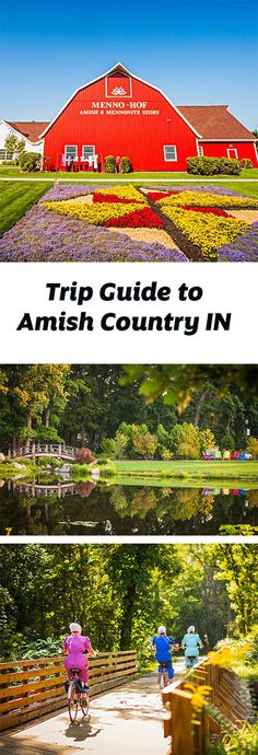Visit family-owned shops, art galleries and restaurants on a getaway to northern Indiana's Amish country: http://www.midwestliving.com/travel/indiana/two-day-itinerary-for-indianas-amish-country/