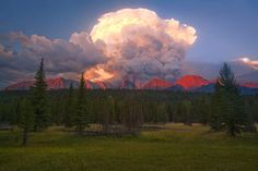 The Range of Fire by Trevor Anderson on 500px