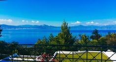 How about waking up to the smell of summer breeze and this magnificent view of the Corinthian Gulf?