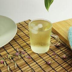 Il est certain que ce thé glacé peut vous aider à combattre la chaleur. Retrouvez Rosée du Matin sur notre site internet. #PalaisShanti #ThéBlanc