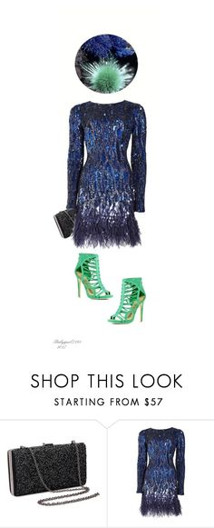 """Beach Series 5/5- Sea Urchin #6"" by babygurl7191 ❤ liked on Polyvore featuring Matthew Williamson and JustFab"