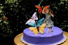 lovely cake topper