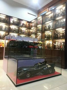 Awesome Display Room | JCG