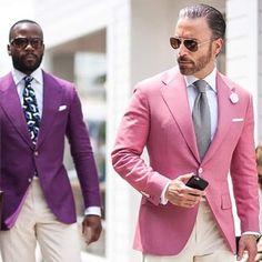 "danielhartzgarcia: ""#ManoloDelToyro #style #spanish #gentleman #Tailoring #bespoke #paris (à Boggi Milano) """