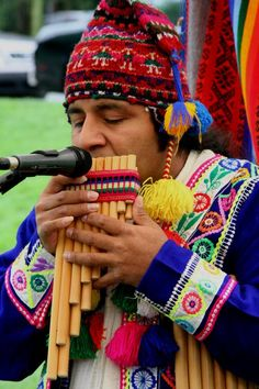 Inca/Inka Musician   Cultural Survival Bazaars
