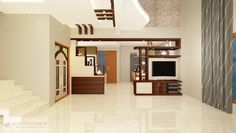 Wood Partition, वुड पार्टीशन - Right Ways Decor, Bengaluru Wood Partition, Living Room Partition Design, Room Partition Designs, Custom Furniture, Home Furniture, Modular Workstations, Stainless Steel Gate, Tv Unit Decor, Kitchen Room Design