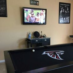 Falcon Pool table