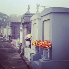 New Orleans Cemetery #NOLA Photo by nolagirl70