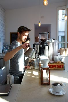 Hope and Union Coffee Co., Charleston  http://justinlovewithberni.com/2013/12/02/morning-coffee-inspiration-3/