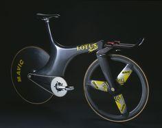 Lotus Sport. Racing bicycle