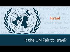 Israel is a vibrant democracy with full rights for women and gays, a free press and independent judiciary. You would think that the United Nations would cele...