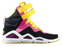 My funky Zumba shoes