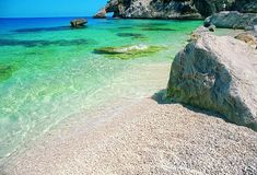 Cala Goloritzè,province of Ogliastra , region of Sardegna Italy