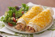 Our Perfect Zesty Chicken Tortilla Bake Recipe - Kraft Recipes