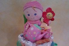 Baby Shower Diaper Cake Gallery