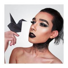 Check Out This Teenage Boy's Eye-Popping Makeup Creations -   Sixteen-year-old James Charles Dickinson, who has vision beyond his years, has gained a massive following on Instagram for his makeup artistry, posting looks ranging from the whimsical to the haunting.  Yahoo Beauty  http://tvseriesfullepisodes.com/index.php/2016/05/04/check-out-this-teenage-boys-eye-popping-makeup-creations/