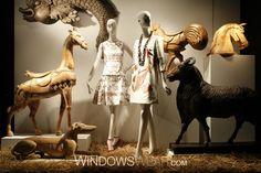 Fashion Window Walking Tour | Shop The World's Fashion Windows | WindowsWear.com