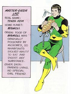 The Legion's Matter-Eater Lad