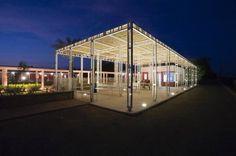 Salam Centre for Cardiac Surgery / Raul Pantaleo (architect), Studio Tamassociati (architectural firm)