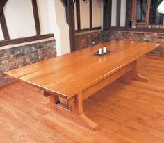 Superb Dining Table Plans · PHOTOGRAPHS BY MANNY CEFAI / DRAWINGS BY SIMON RODWAY  Woodworking Projects Plans, Woodworking Wood,