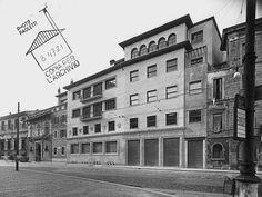 Casa degli Atellani - Piero Portaluppi - itineraries - Ordine degli architetti, P.P.C della provincia di Milano