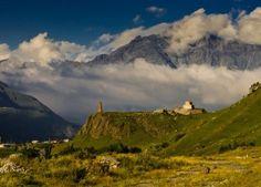 Sioni Church - The Georgian Military Highway - Caucasus - Georgia