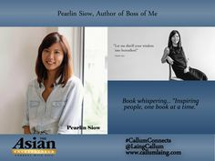 Pearlin Siow, Author of Boss of Me #Entrepreneur #Entrepreneurs #Entrepreneurship #Entrepreneurlife #Networking #Businessowner #Business #Businesswomen #Leader #CallumConnects #Asia #Asian #Interviews #Inspiration #Motivation #Quotes #Quote  callumlaing.c