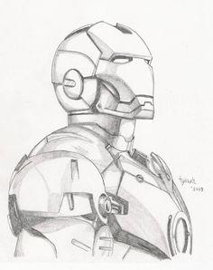 Iron Man sketch by TyndallsQuest.dev… on - Iron Man sketch by TyndallsQuest on DeviantArt Iron Man Kunst, Iron Man Art, Comic Art, Comic Kunst, Marvel Comics, Marvel Art, Iron Men, Iron Man Drawing Easy, Art Galaxie