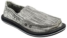 Muk Luks Men's Linen Slip On Boat Shoes Sneakers