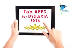 It's Back to School – Check out Dyslexic Advantage's Top Dyslexia Apps 2016 for…