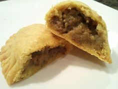 If Music be the Food of Love, Play On: Spicy Jamaican Meat Pies: Memories of Spicy Luke's Restaurant