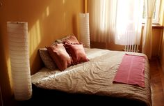 private room with double bed, can be also changed in room with 3 single beds