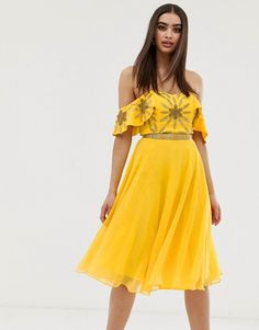 66a3baaeeb45 27 Best Yellow off Shoulder images in 2019 | Knit fashion, Knitwear ...