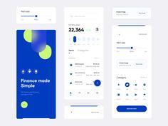 Mobile Design, App Design, Mobile App, Make It Simple, Islam, Finance, Presentation, Digital, Business