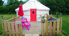 Glamping in Cornwall with Country View Cottages  Yurts | The Aussie Flashpacker http://www.theaussieflashpacker.com/2015/07/glamping-in-cornwall-with-country-view.html