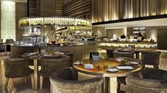 luxury hotel brunch buffet design - Google Search